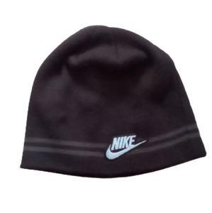 Nike Brown Toboggan Beanie Hat OS